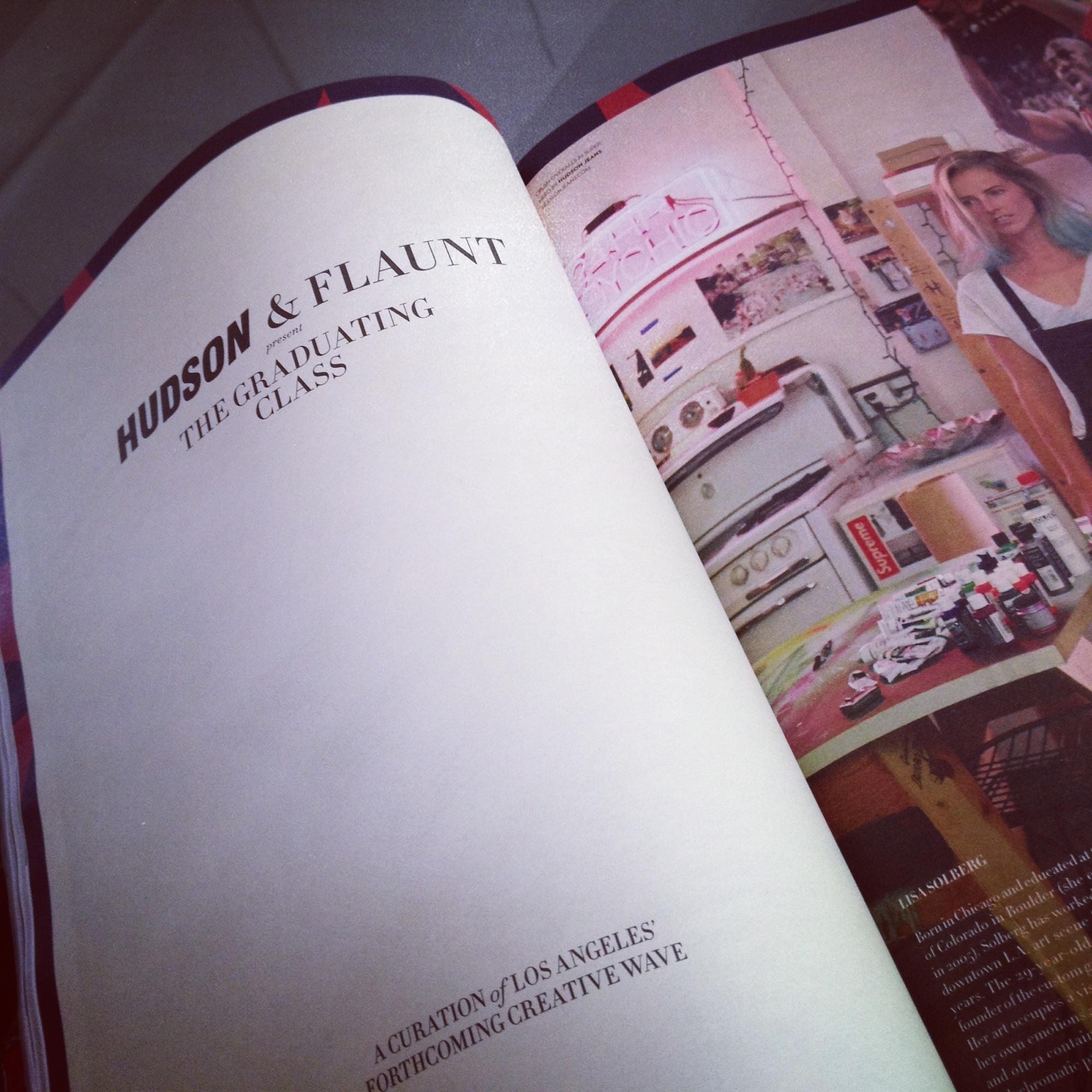 hudson jeans flaunt magazine